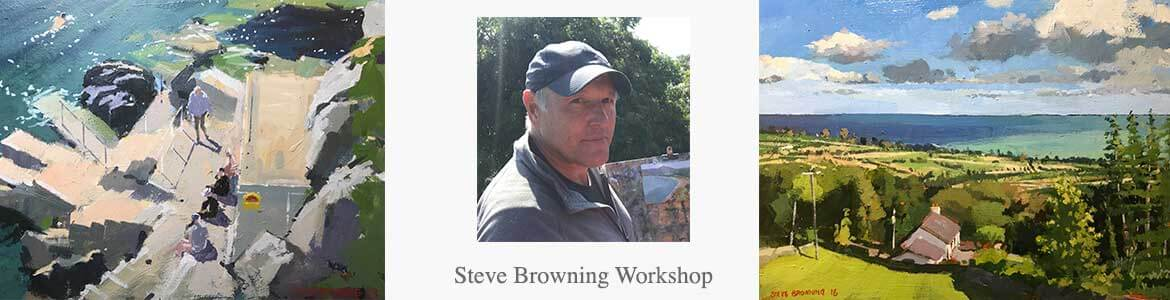 Dublin Plein Air workshops